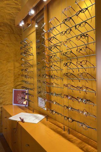 Ottica Renata - interno negozio (2)